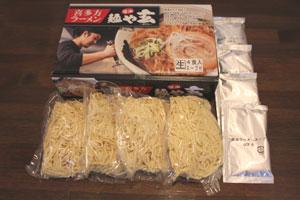 喜多方ラーメン麺や玄 醤油ラーメン