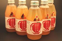 喜多方市塩川町 平塚りんご園 完熟りんご100%ジュース