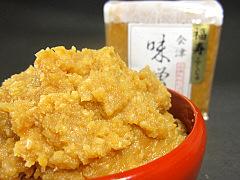 喜多方 星醸造 福寿味噌