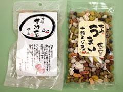 喜多方 おく屋 高原の露・甘納豆・10種類ミックス豆づくしセット