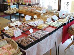 喜多方 お菓子のヤマグチ 会津山塩サブレだ米&チーズ饅頭だ米