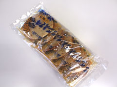 喜多方 山中煎餅本舗 厚焼きたまりせんべい
