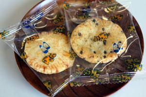 喜多方 山中煎餅本舗 こたまりせんべい